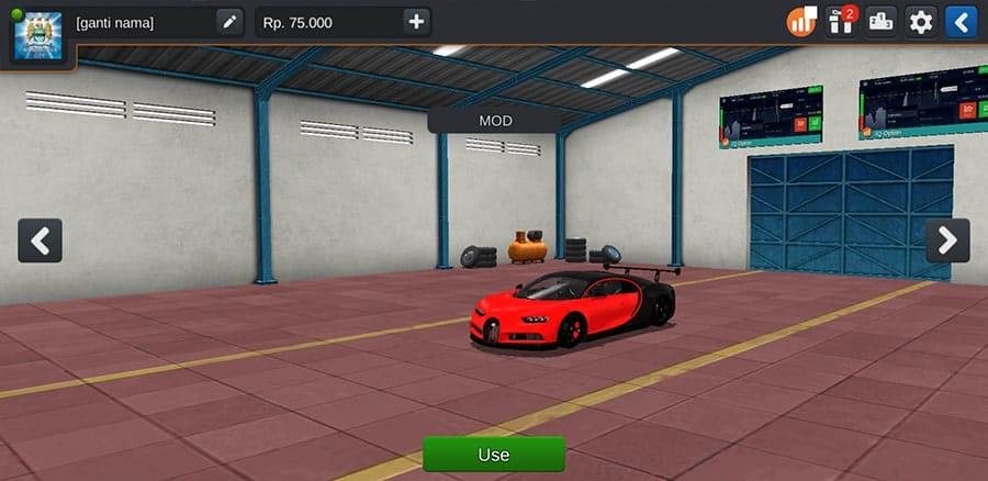 Bugatti Chiron By Azumods