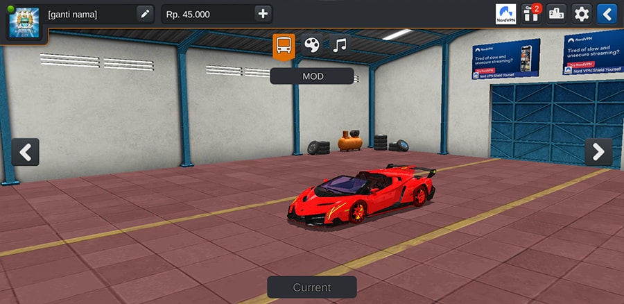 Lamborghini Veneno Cvt by EAP