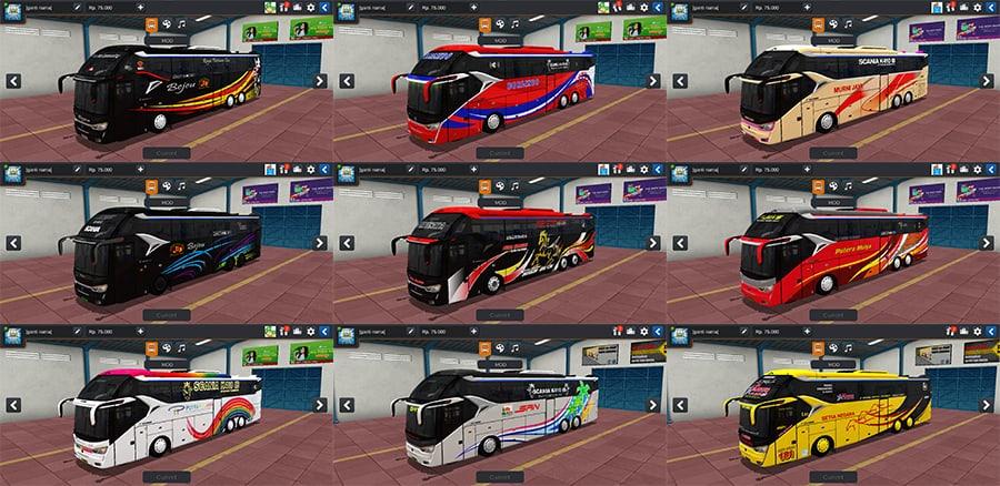 SR2 XHD Tronton Scania by WSP