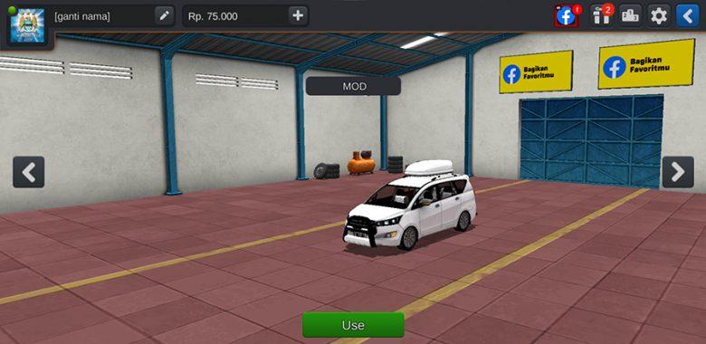 910+ Mod Mobil Innova HD