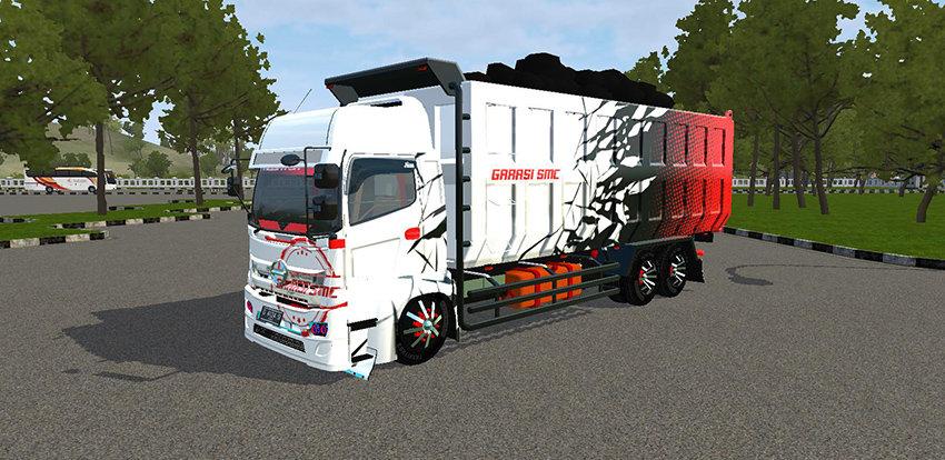 Hino Dump 500NG C9 SMC