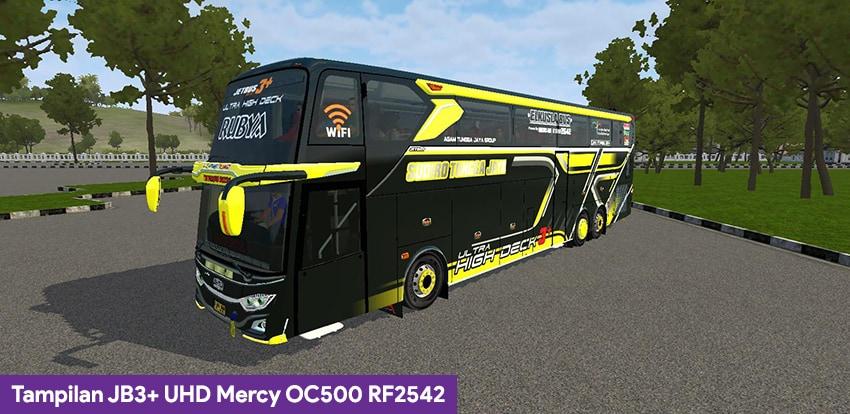 Tampilan JB3+ UHD Mercy OC500 RF2542 Angga MDC