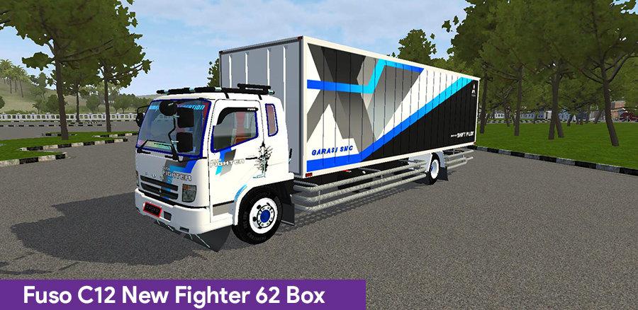Fuso C12 New Fighter 62 Box