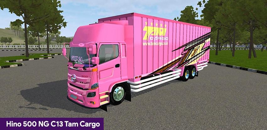 Hino 500 NG C13 Tam Cargo
